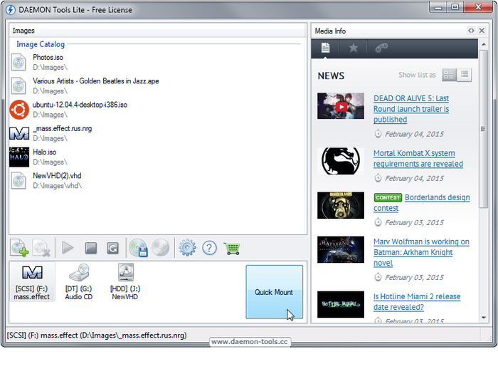 Daemon tools lite | free software download.